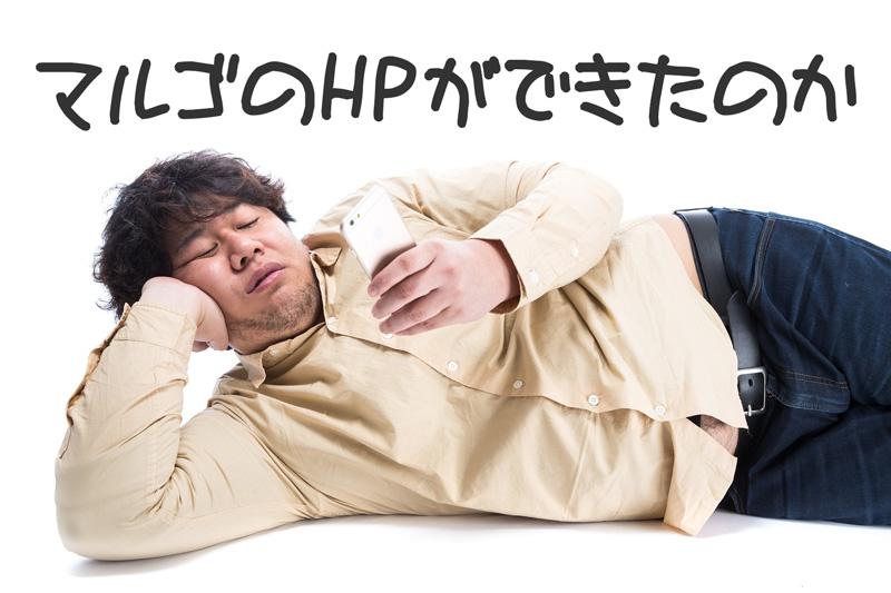 マルゴ商会ホームページ リニューアル!